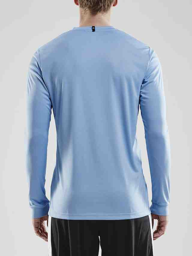 Squad Solid shirt long sleeve Craft