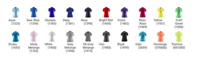 Craft polo classic dames