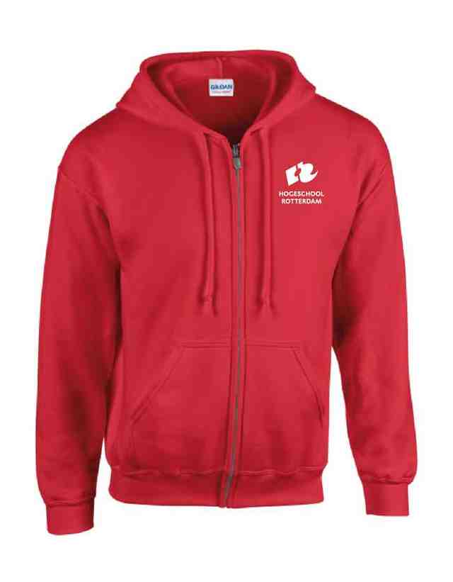 Hooded sweater college